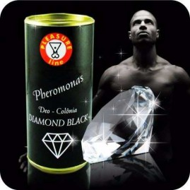 Diamond Black Colônia Masculina - 20ml
