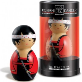 Massageador Kokeshi Dance - Big Teaze