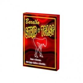 Mini Baralho Strip Tease - 15 Cartas