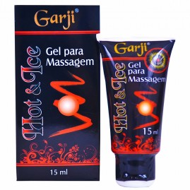 Hot & Ice Gel  - Dupla Sensação 15ml