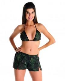 Militar Short Sutien