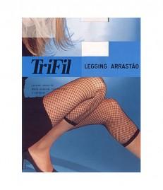 Meia Calça Tipo Legging Arrastão Trifil