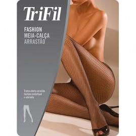 Meia Calça Arrastão Trifil