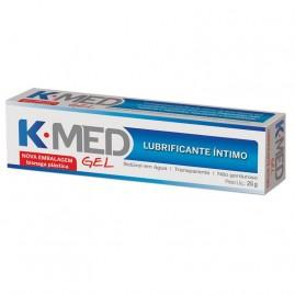 Lubrificante K-Med Gel 25g