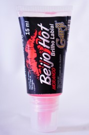 Beijo Hot Morango - 15ml