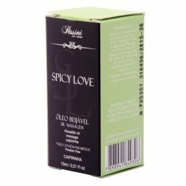 Spicy Love Gel Caipirinha Hot 15ml