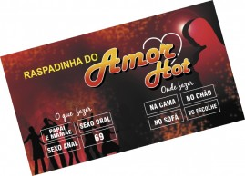 Raspadinha do Amor Hot