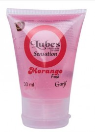 Gel Lubrificante Lubes Sensation Morango Fresh - 30ml