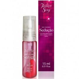 Perfume Feminino Feitiço Sexy - Sedução - 15ml