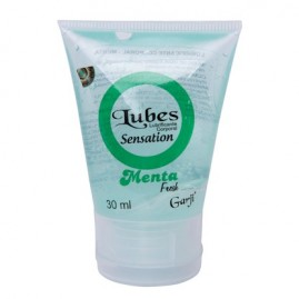 Gel Lubrificante Lubes Sensation Menta Fresh - 30ml