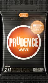 Preservativo Prudence Wave - 3 un.