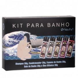 Kit para Banho Oriental Erotismo 5x1