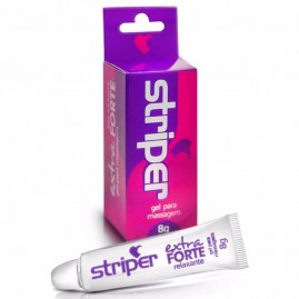 Extra Forte Striper Gel Relaxante Anal 8g