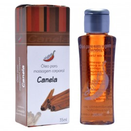 Gel Comestível Hot Canela 35ml